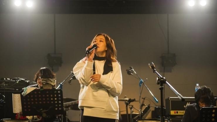 """'22년만의 컴백' 정혜선 """"자신에 대한 믿음-용기, 유니크함으로 승부하세요"""""""