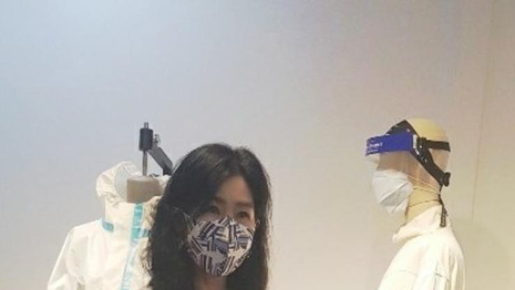 """""""패션쇼도 언택트"""" 한국시니어스타협회, 미술관과 함께 하는 친환경 'K방역 패션쇼' 개최"""